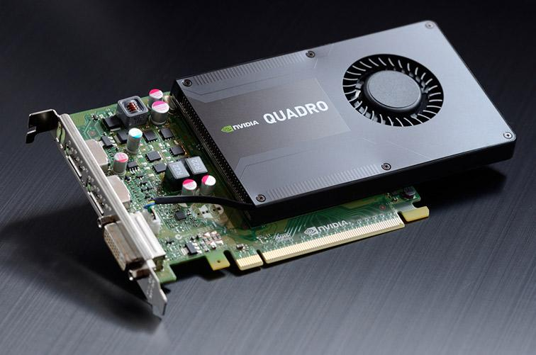 NVIDIA Quadro K2200 Graphics Card in Review on Renderosity com