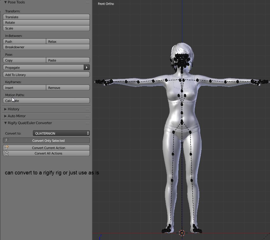 FBX and animation